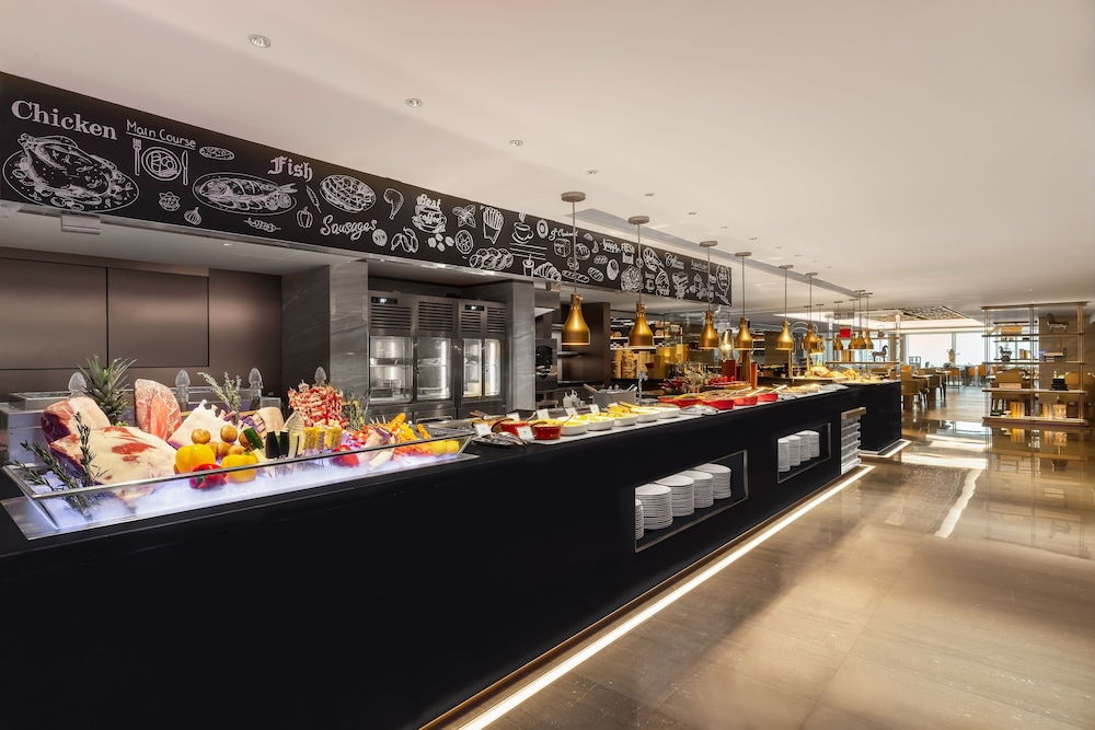 Buffet, China Hotel