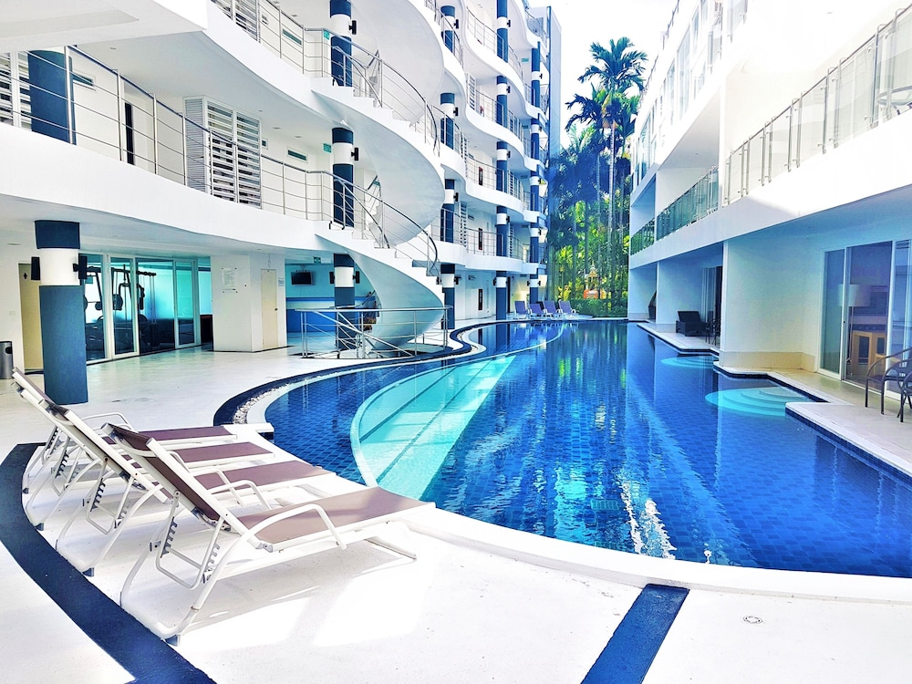 Sunset Plaza 5 Karon Beach By Phr In Phuket Hotel Rates