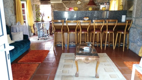 House With 2 Bedrooms in Paços de Ferreira, With Wonderful City View and Furnished Garden