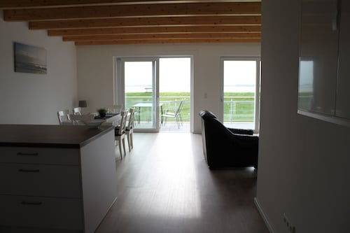 Apartment With the Most Beautiful View of the Elbe in Kollmar