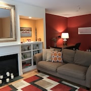Super Clean, Modern Townhouse With Heated Garage in Upscale Boston Suburb