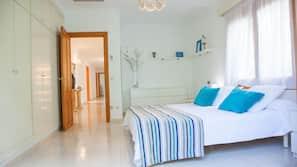 5 Schlafzimmer, Bügeleisen/Bügelbrett, kostenloses WLAN, Bettwäsche