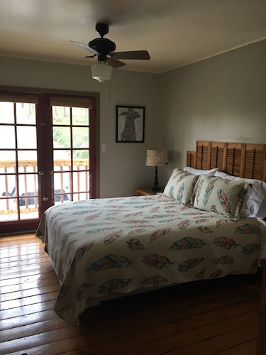 Room, Waters Edge - Bungalow Hideaway on the Shores of Beautiful Lake Norfork!