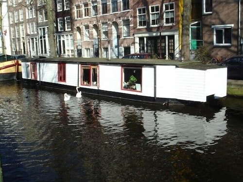 , Houseboat In Old Center