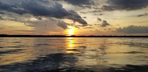 Check Expedia for Availability of Lake Cabin 1 BR 1BA Beautiful Sunsets