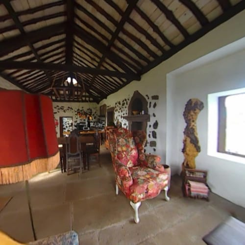 House With one Bedroom in Praia da Vitória, With Wonderful sea View, Enclosed Garden and Wifi - 7 km From the Beach