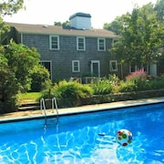 Classic Cape Cod Private Home in the Exclusive Greengate Neighborhood