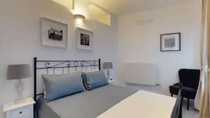 2 개의 침실, 다리미/다리미판, 무료 WiFi