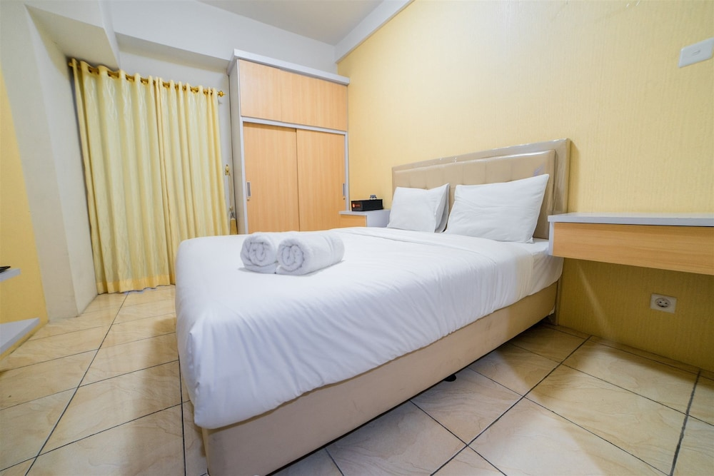 Minimalist Studio Apartment at Tamansari Panoramic Apartment: 2019 ...