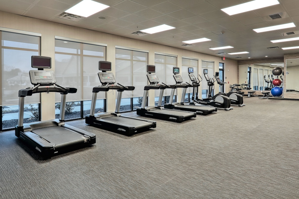 Fitness Facility, Courtyard by Marriott Southington