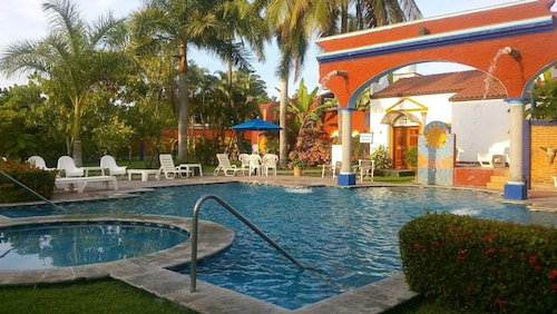 Hotel Hacienda Flamingos