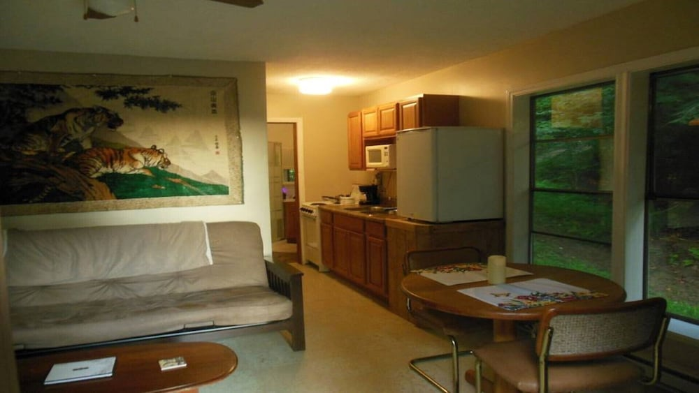 Living Room, New Listing! Serenity - Wellsville Cabin- Hiking, Biking & Wildlife Observation