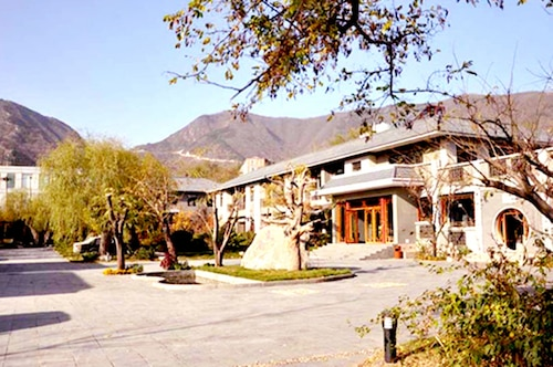 Fragrant Hills Holiday Business Hotel