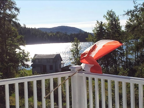 Check Expedia for Availability of Charming Sea Petal Cottage With Sea View and Private Beach on the Bay of Fundy