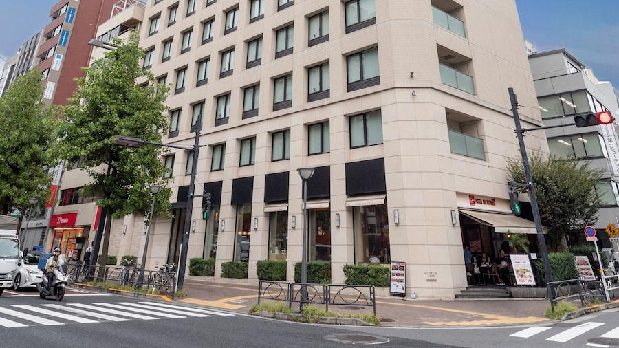 東京京阪四谷酒店