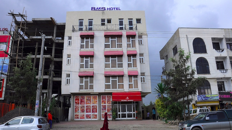 Baks Hotel Apartment