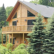 Golf, Relax From Maple River Cabins, Great Location