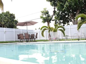 New Pool Home in Hollywood Beach Miami