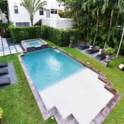 Villa Valentino - Charming and Historic Miami Cottage 2BD/1BA and Pool - Sleeps 4 - RMC200 Villa 2