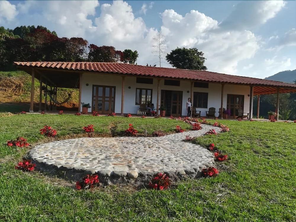 Finca Mariposa Jardin Jardin Colombie Expedia Fr