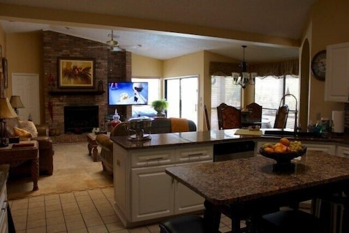 Living Room, Lake House