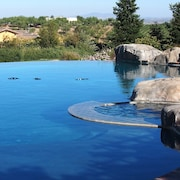 Private Guest House, Sleeps 6, Infinity Pool, Jacuzzi, Pet-friendly, Wineries