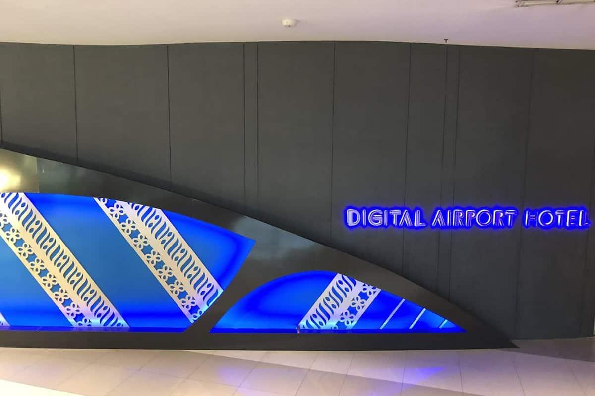 Digital Airport Hotel Hostel In Jakarta Expedia