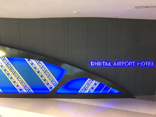 Digital Airport Hotel - Hostel