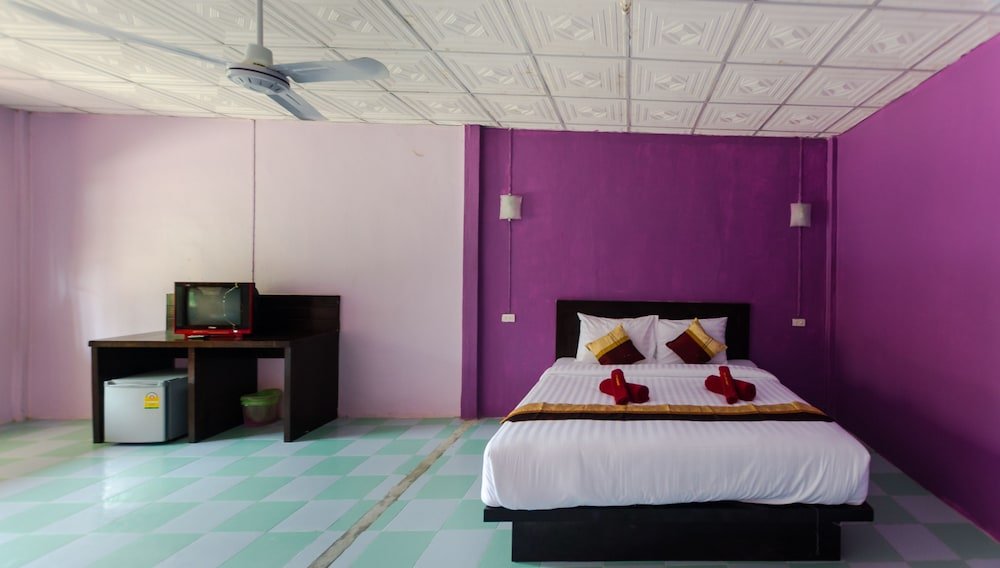 Sleep In Lanta Resort Deals Reviews Ko Lanta Tha Wotif