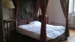 7 chambres, décoration personnalisée, ameublement personnalisé