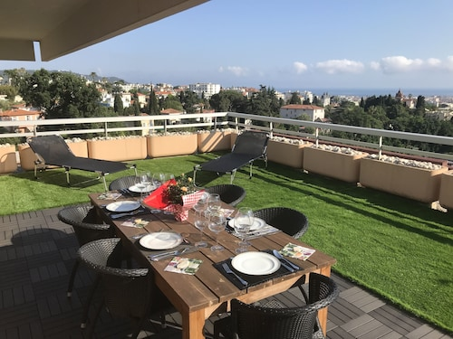 Promo Nice TOP Private Terrace Swimming Pool