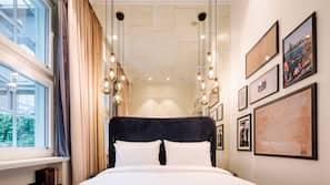 Premium-sengetøj, pengeskab, med varierende dekoration