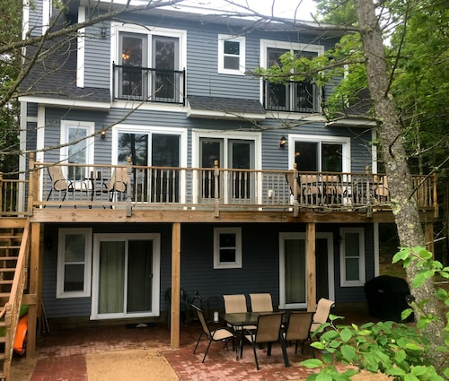 Great Place to stay Lake House Oasis 4 Bedrooms 3 Bathrooms Cottage near Manistique