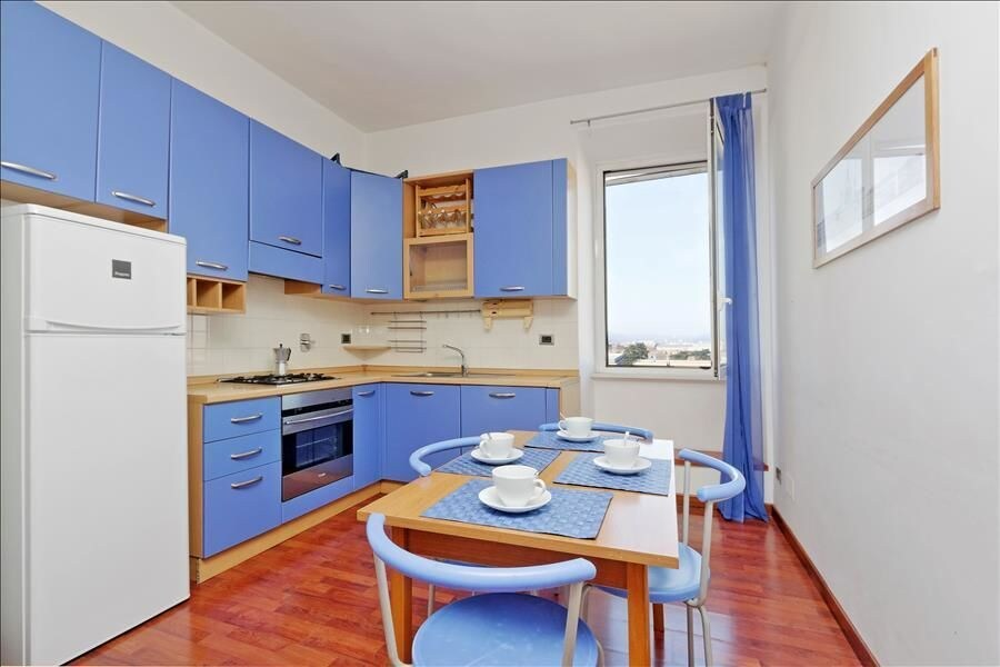 Sunny Halldis Apartment With Great View, Overlooking the ...