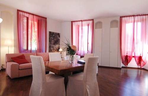 Cassiodoro -  Lovely 120 sqm apartment with terrace (Milan fair)