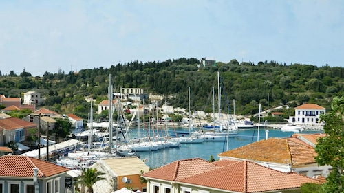 Fiscardo View Apartment & Free Boat Rental !