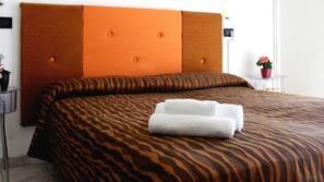 Una cassaforte in camera, Wi-Fi gratuito, lenzuola