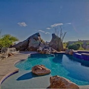 Luxury Estate Heated Pool/ SPA BY Troon Golf Great View