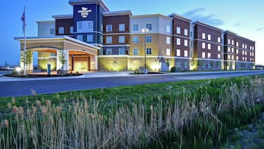 Homewood Suites by Hilton Salt Lake City Airport