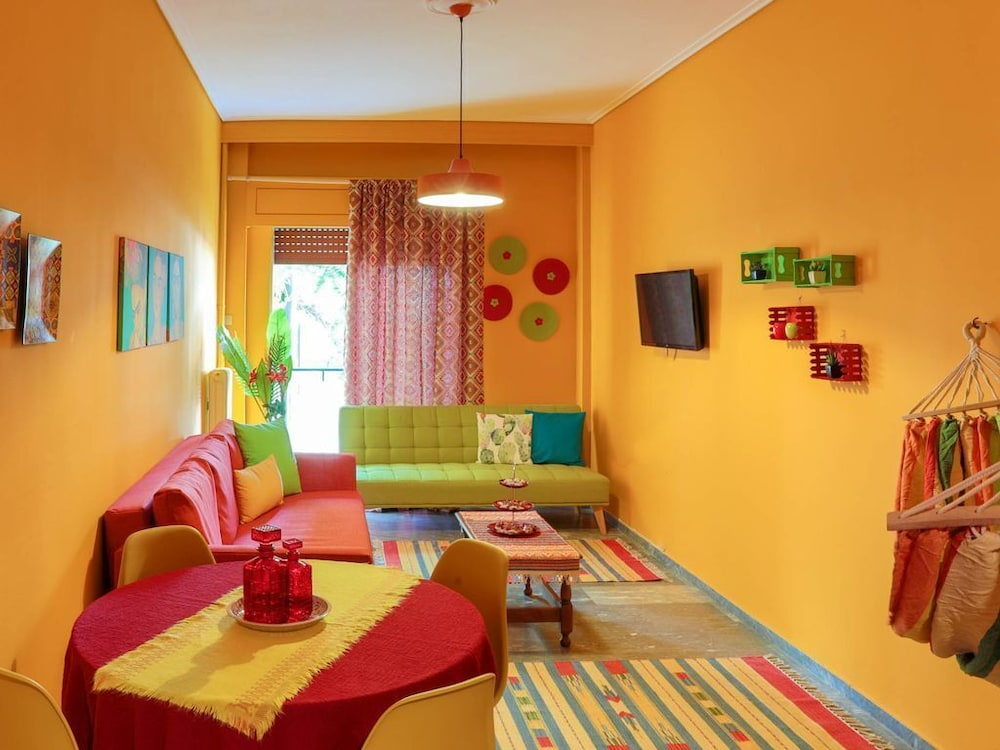 Mexican Style Apartment in Volos Center! in Volos   Hotel ...