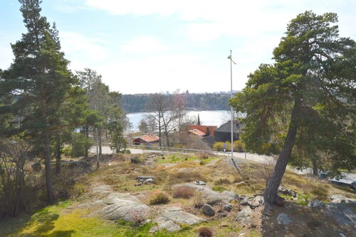 Wonderful Spacious House With sea View Only 7 Minutes From Stockholm City