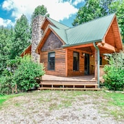 Nestled In The North Georgia Mountains - Black Bear Cabin From $99 PER Night