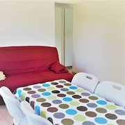 Apartment With one Bedroom in Capesterre Belle Eau, With Enclosed Garden and Wifi - 8 km From the Beach