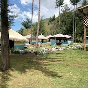 Maverick Camp Rondavels and Homestay
