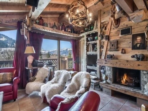 Apartment Megève, 4 Bedrooms, 8 Persons