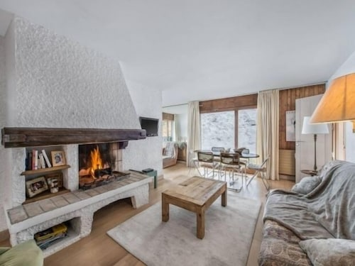 Apartment Megève, 2 Bedrooms, 4 Persons