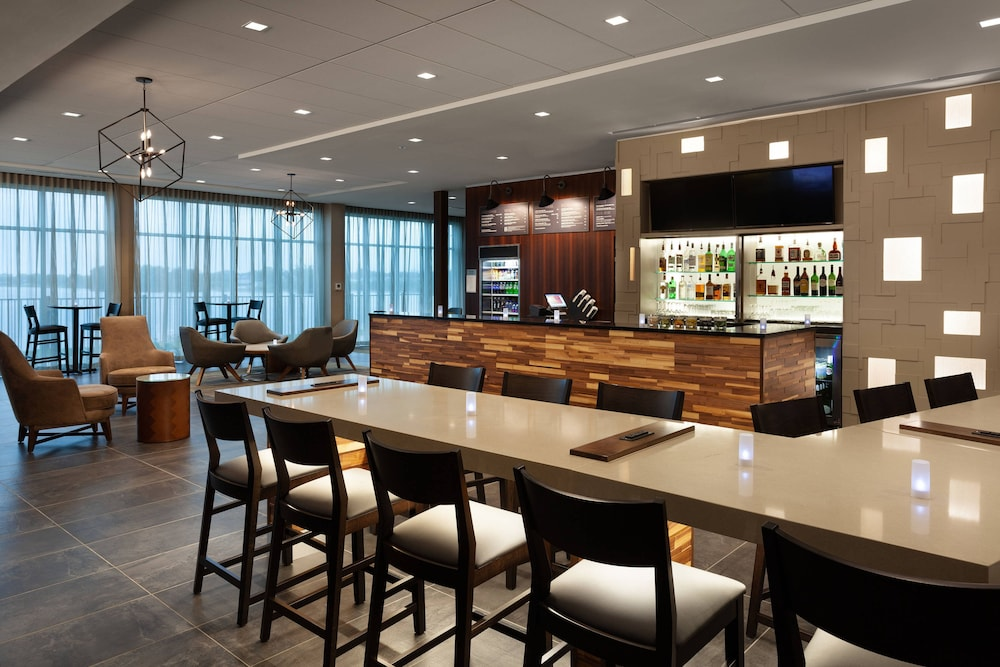 Restaurant, Courtyard by Marriott Winter Haven
