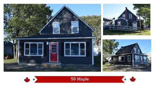 59 Maple. The Place To Stay In Inverness, Nova Scotia, Canada