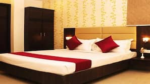 Soundproofing, rollaway beds, free WiFi, wheelchair access