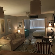 Navarre Beach Studio on the Island